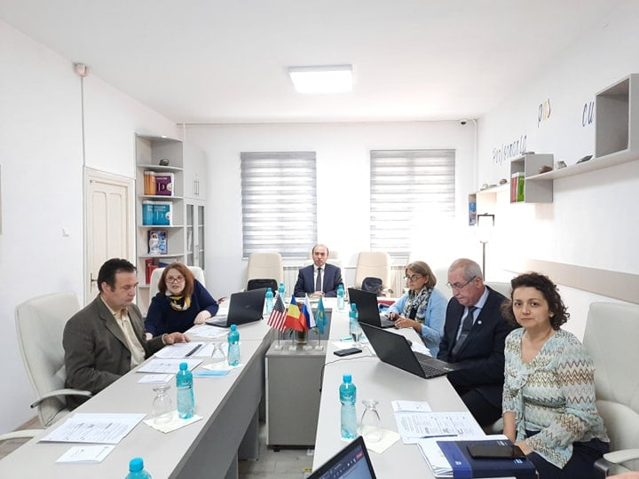 UAIC a participat la Forumul Internațional al Învățământului Pedagogic