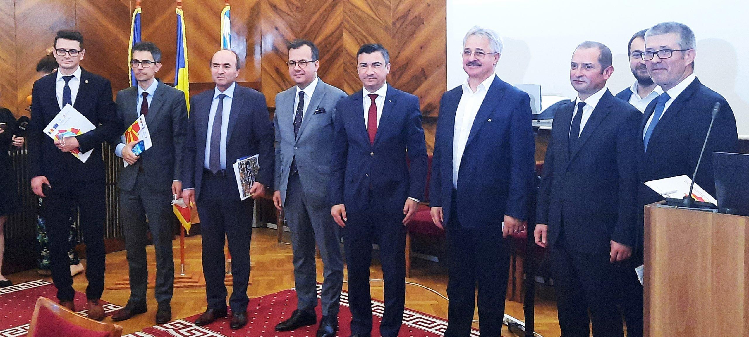 UAIC a primit vizita Ambasadorului Republicii Macedonia de Nord în România