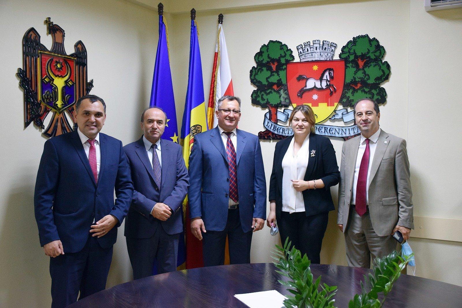 UAIC, noi demersuri pentru înființarea unei Extensiuni la Orhei, Republica Moldova