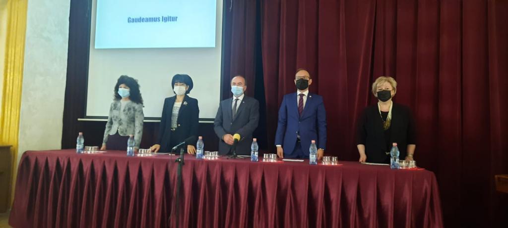 UAIC a deschis primul an universitar la Filiala de la Botoșani